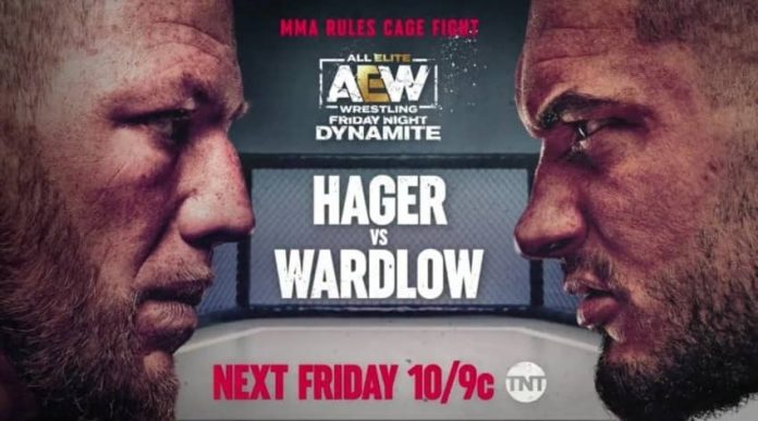 Next Friday's AEW Dynamite to feature an MMA