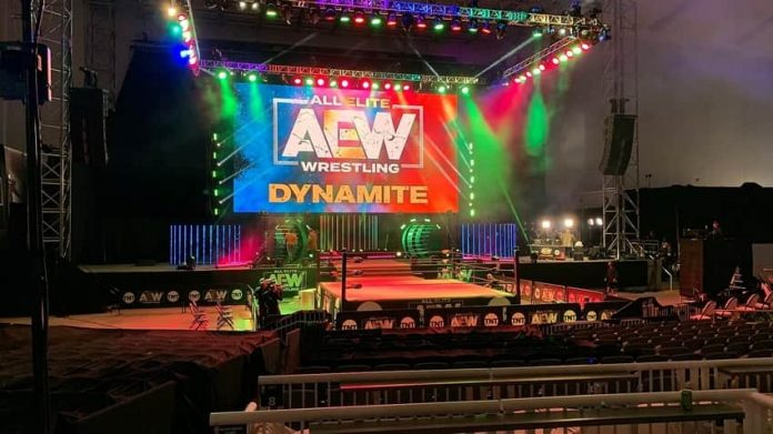 Updated card for tonight's special live episode of AEW Dynamite