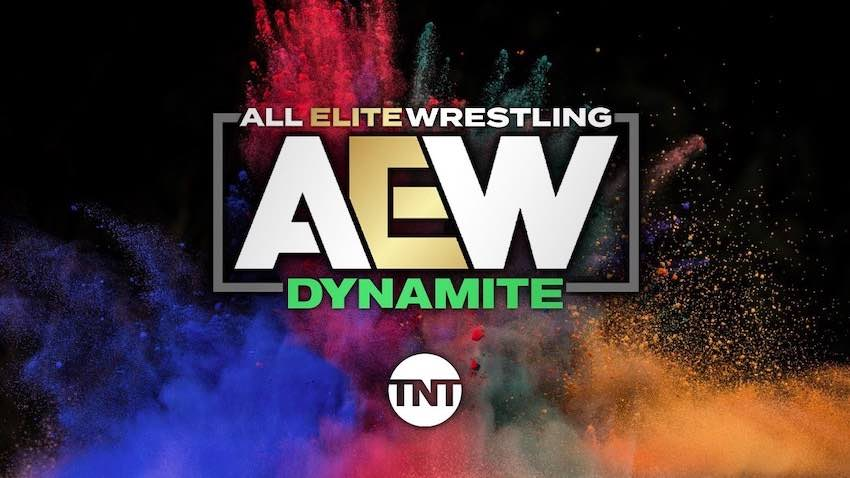 Updated card for this Saturday's special live AEW Dynamite