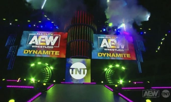 Updated AEW Dynamite Preview for tonight