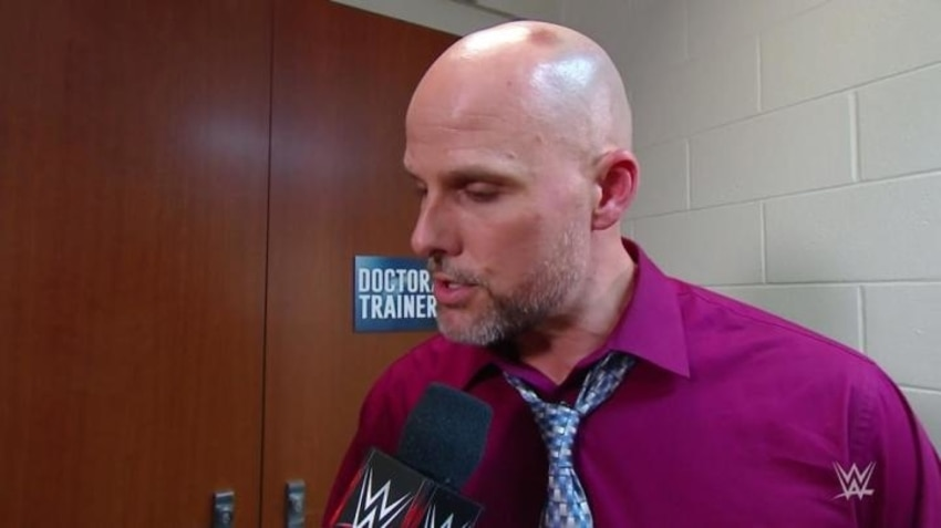 Adam Pearce reveals new position with WWE