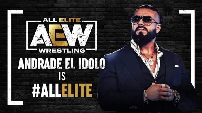 Andrade comments on his surprise AEW Dynamite debut