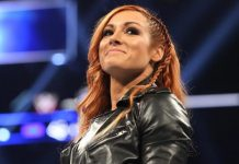 Becky Lynch reportedly at WWE Performance Center last week