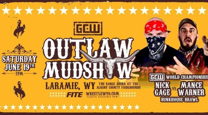 Local police show up at GCW event
