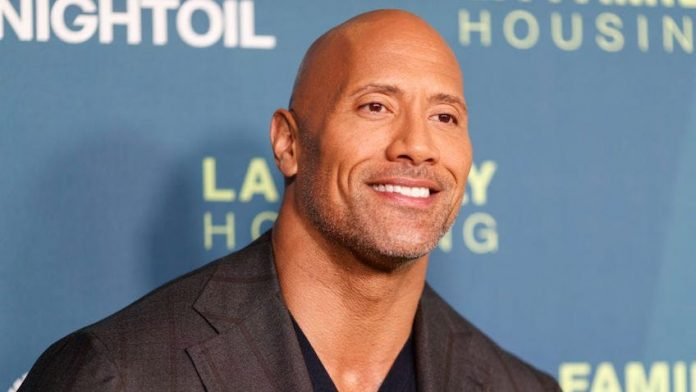 The Rock reveals cast for his new animated DC film