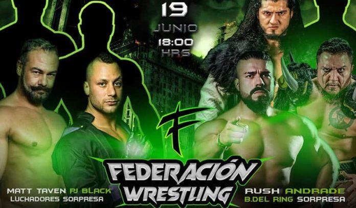 Federacion Wrestling PPV canceled
