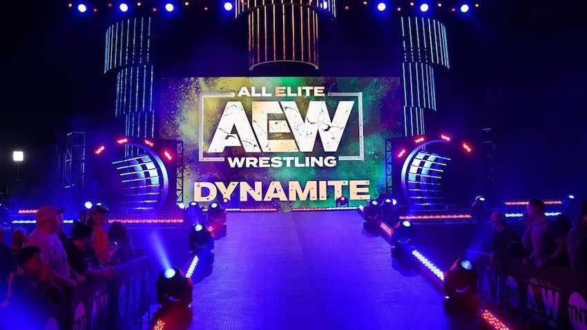 Former WWE Superstar makes AEW debut on Dynamite