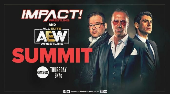 IMPACT and AEW Summit announced for next week's show