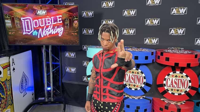 Lio Rush reportedly under NJPW deal, needed permission to appear for AEW