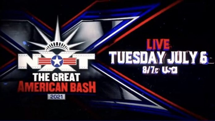 NXT Great American Bash themed show returns to US