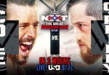 First match announced for NXT Great American Bash