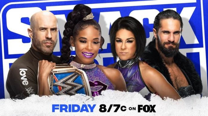 SmackDown Preview for June 25 live on FOX