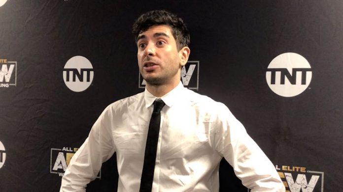 Tony Khan to appear on next week's IMPACT