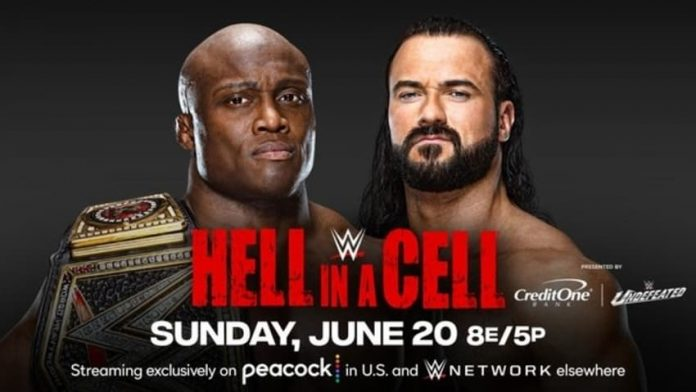Changes made to WWE Championship Match at Hell In A Cell