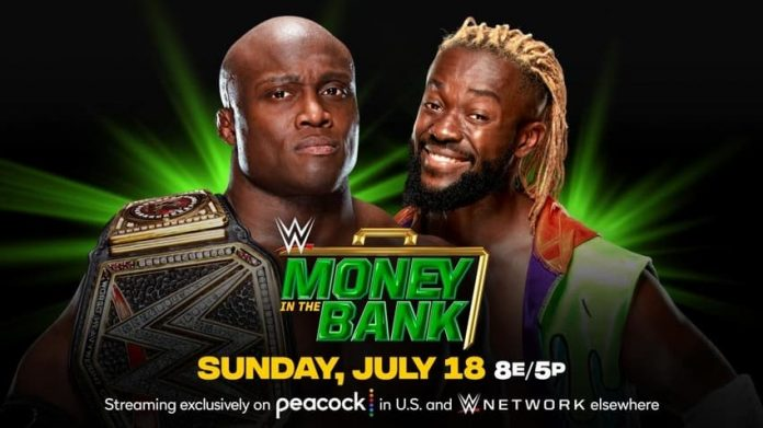 Update WWE Money in the Bank PPV card