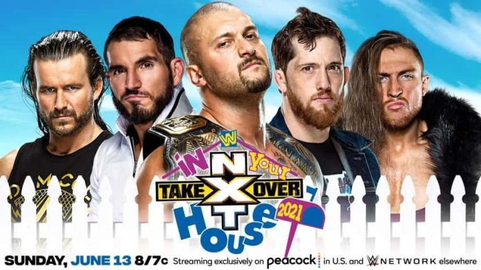 NXT TakeOver: In Your House Quick Results - 6/21/21
