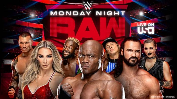 WWE announces new match and segment for Monday's Raw