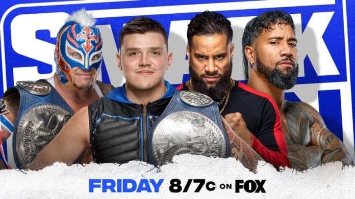 WWE SmackDown Preview June 4