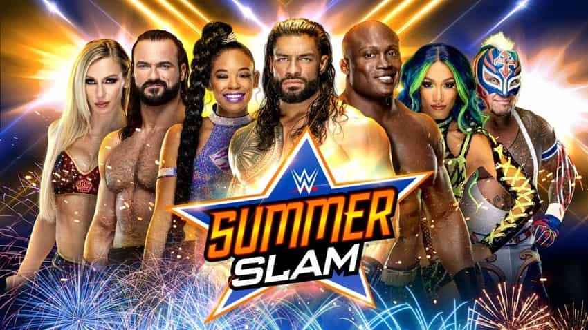 SummerSlam to take place in Las Vegas at Allegiant Stadium