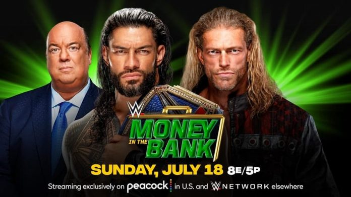 WWE Universal Championship Match added to Money in the Bank