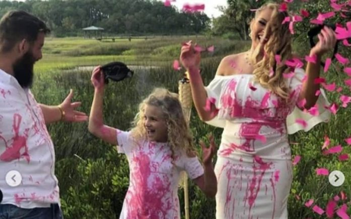 WWE's Lacey Evans reveals she is having another girl