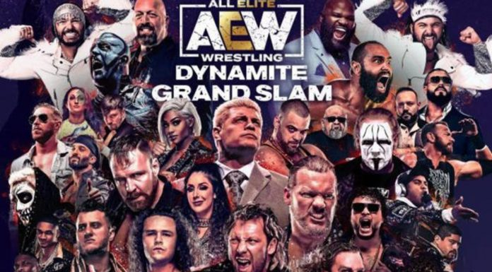 AEW's first-ever stadium show almost sold out