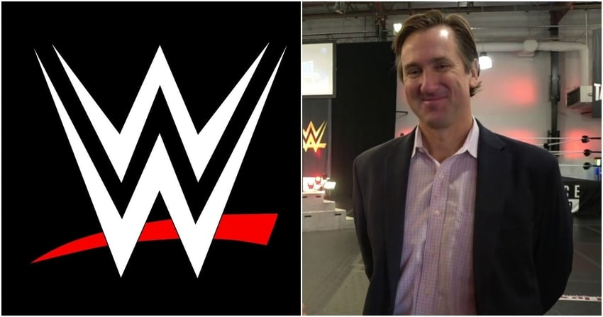Canyon Ceman reportedly let go from WWE