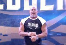 Goldberg scheduled to return to Raw this Monday