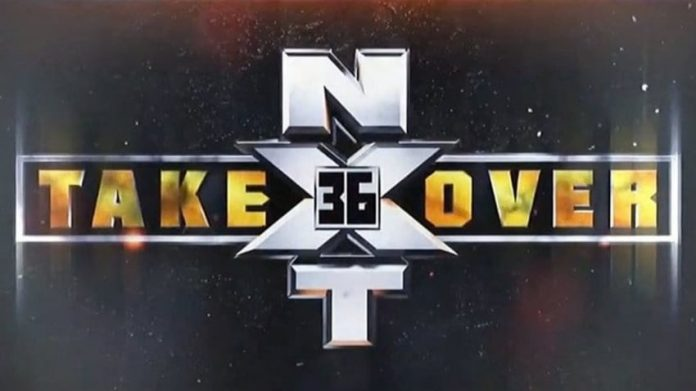 WWE NXT TakeOver: 36 taking place during SummerSlam Weekend