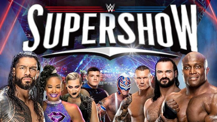 WWE Supershow on August 8 has been canceled