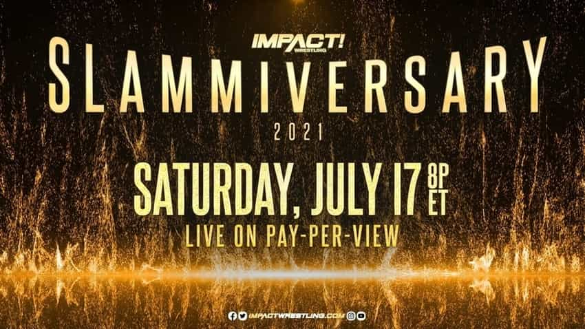 New matches set for IMPACT, Updated card for Slammiversary