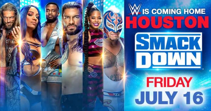 Six-Man Tag Match set for next week's WWE SmackDown