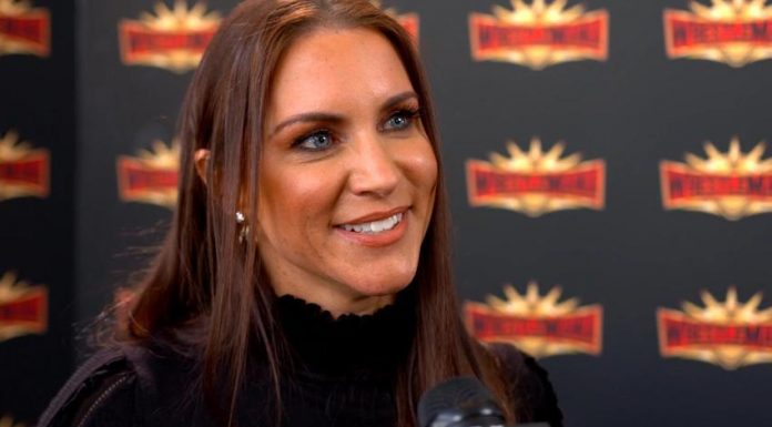 Stephanie McMahon sends welcoming back fans