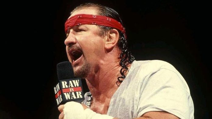 Terry Funk is suffering from Dementia