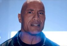 The Rock introduces Team USA at this year's Olympic