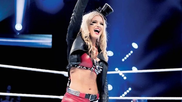NXT UK Star Toni Storm is arriving soon on SmackDown