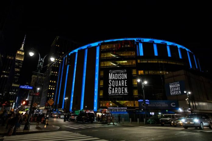 Proof of vaccination required for WWE SmackDown at MSG