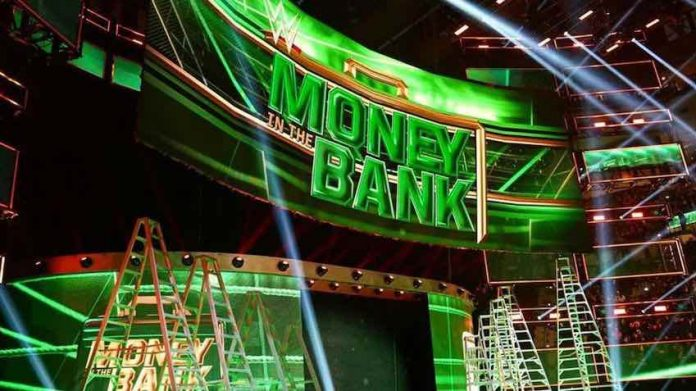 Raw Tag Team Tile Match moved to Money in the Bank