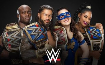 WWE to hold its first ever PPV on New Year's Day in 2022