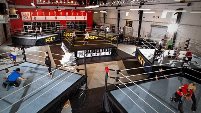 Vince McMahon and other Executives reportedly at Performance Center