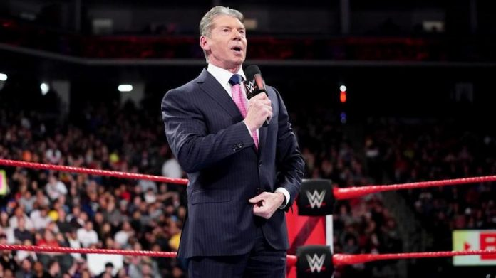 Vince McMahon welcomes back fans
