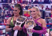 WWE to address the Women's Tag Team Titles on Raw
