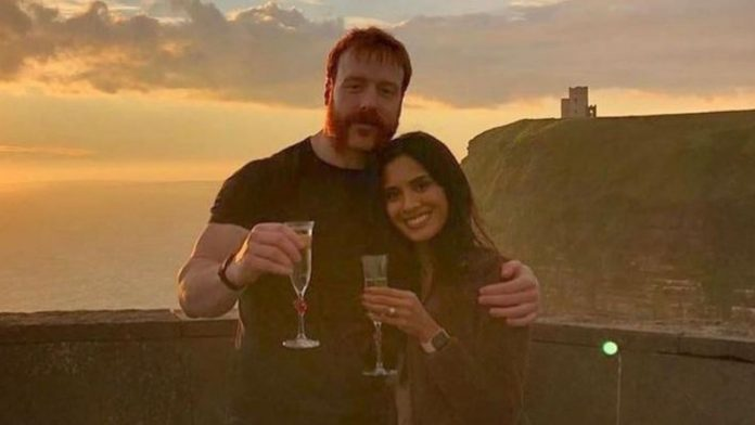 WWE Superstar Sheamus gets recently engaged