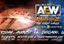 AEW Rampage coming to Chicago