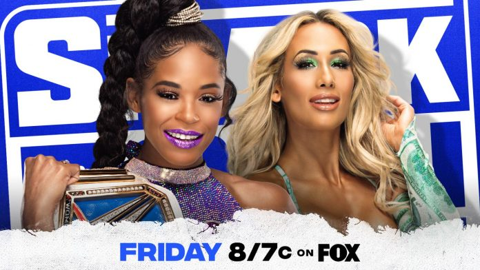 SmackDown Women's Championship Rematch set for next week