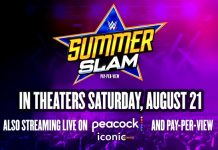 WWe SummerSlam headed to theaters