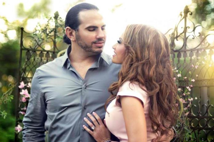 Matt and Reby Hardy welcomed their fourth Child