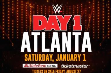 WWE Day 1 coming January 1, 2022
