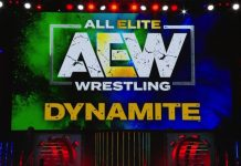 What happened after AEW Dynamite went off the air