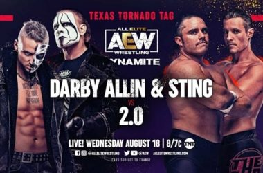 AEW Dynamite Preview for August 18, 2021